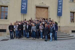 Naumburger Unternehmerverein besucht Prag